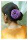 Naomi Handmade Textile Rose Accessory