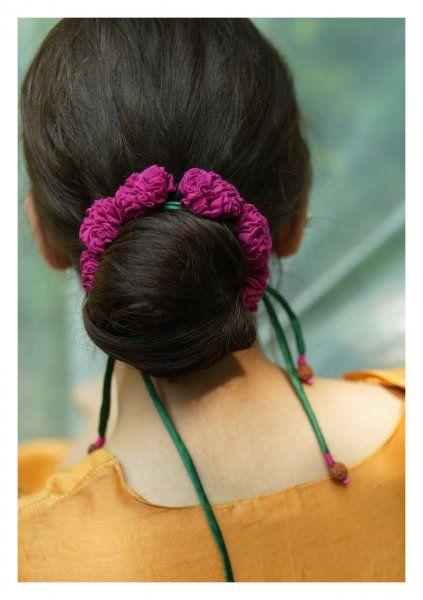 Geranio Pink textile Gajra