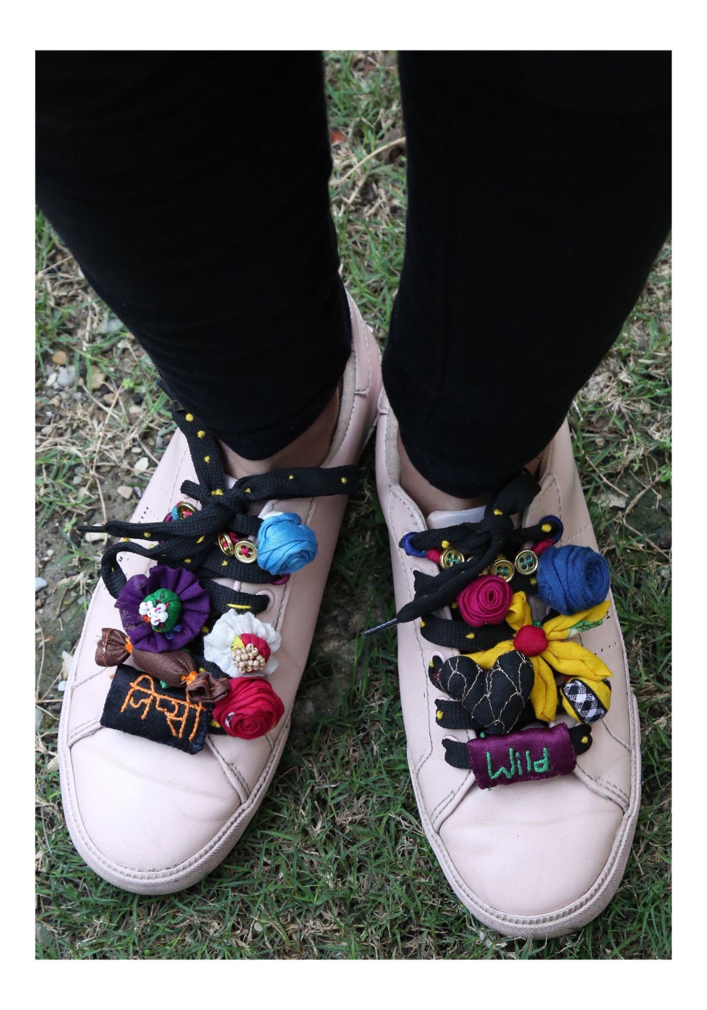 Salsa Handmade Shoe Laces