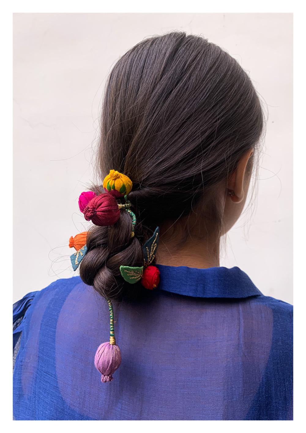 Isla Handmade Hair Accessory