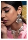 Surayu Handmade Silver Necklace & Earrings Set
