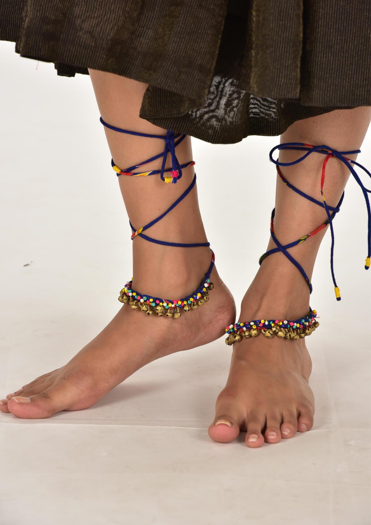 Jhanaki Handmade Anklet