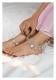 Kashi Silver Anklets