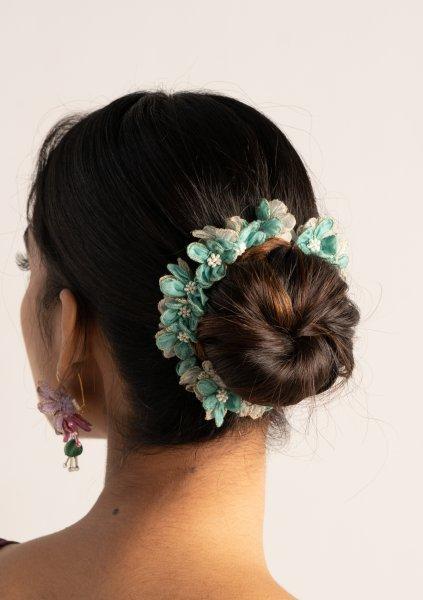 Mojgan Floral Textile Accessory