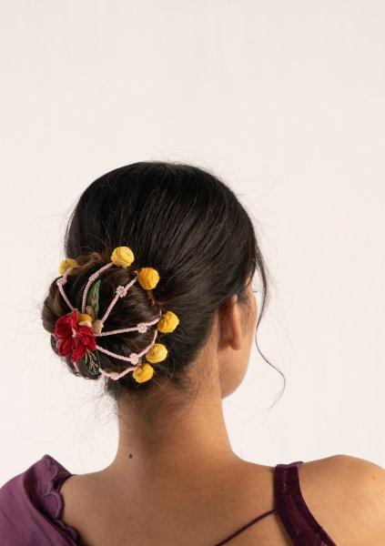 Kali Floral Textile Juda