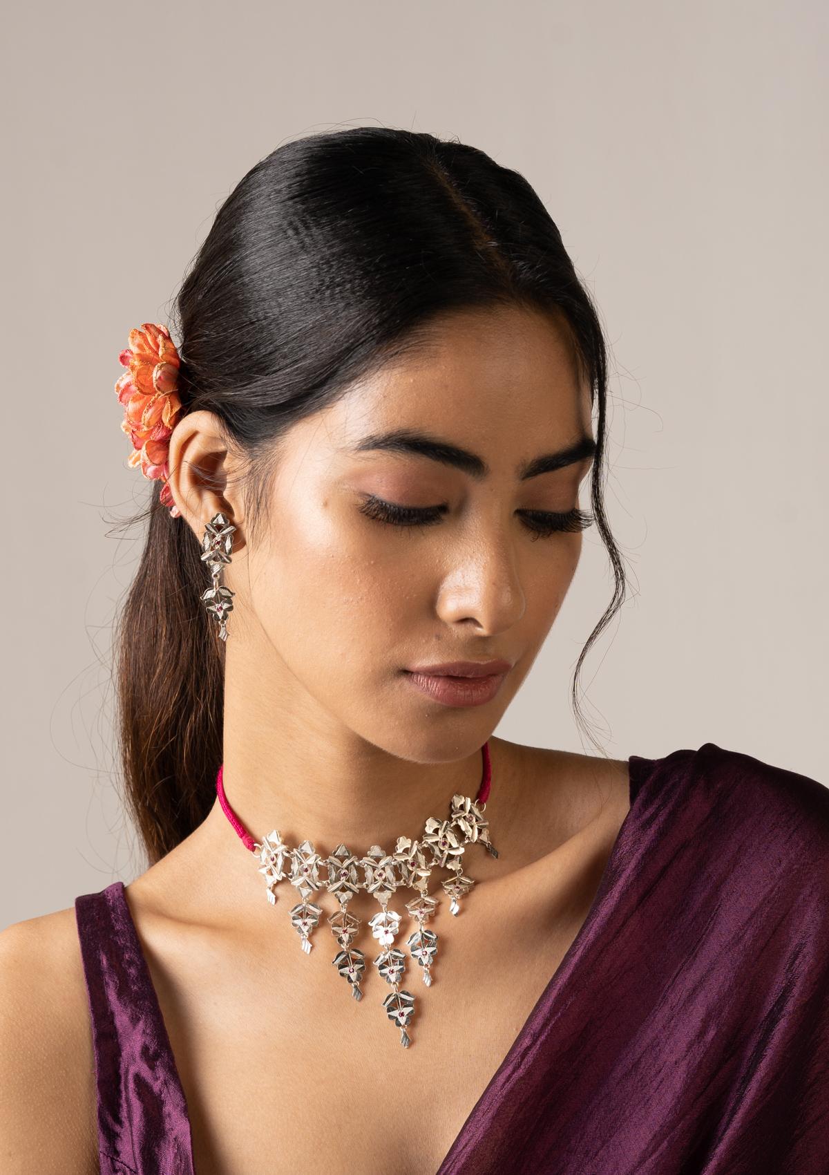 Shabo Silver Necklace