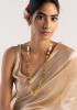 Chaina Gold Tone Silver Necklace