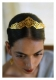 Shazia Handmade Gold Tone Silver Tiara