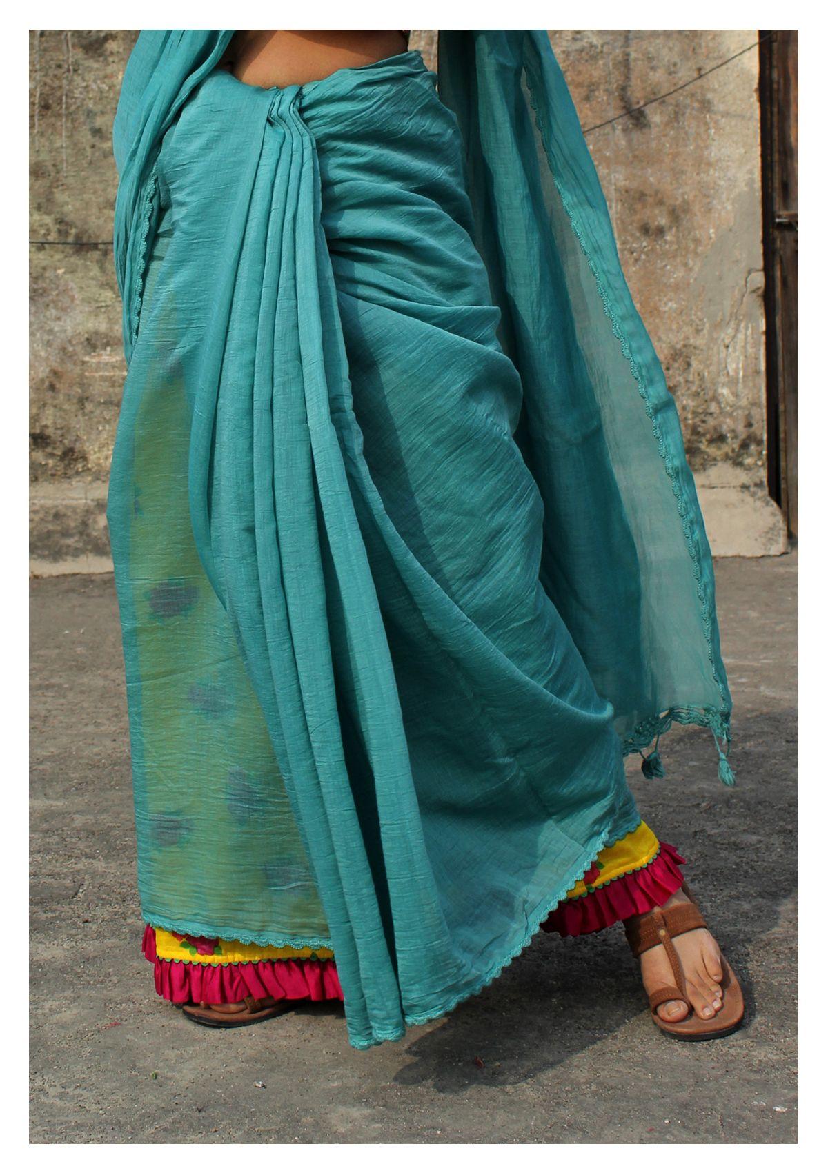 Narmada Cotton Saree