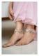 Padmini Silver Anklets