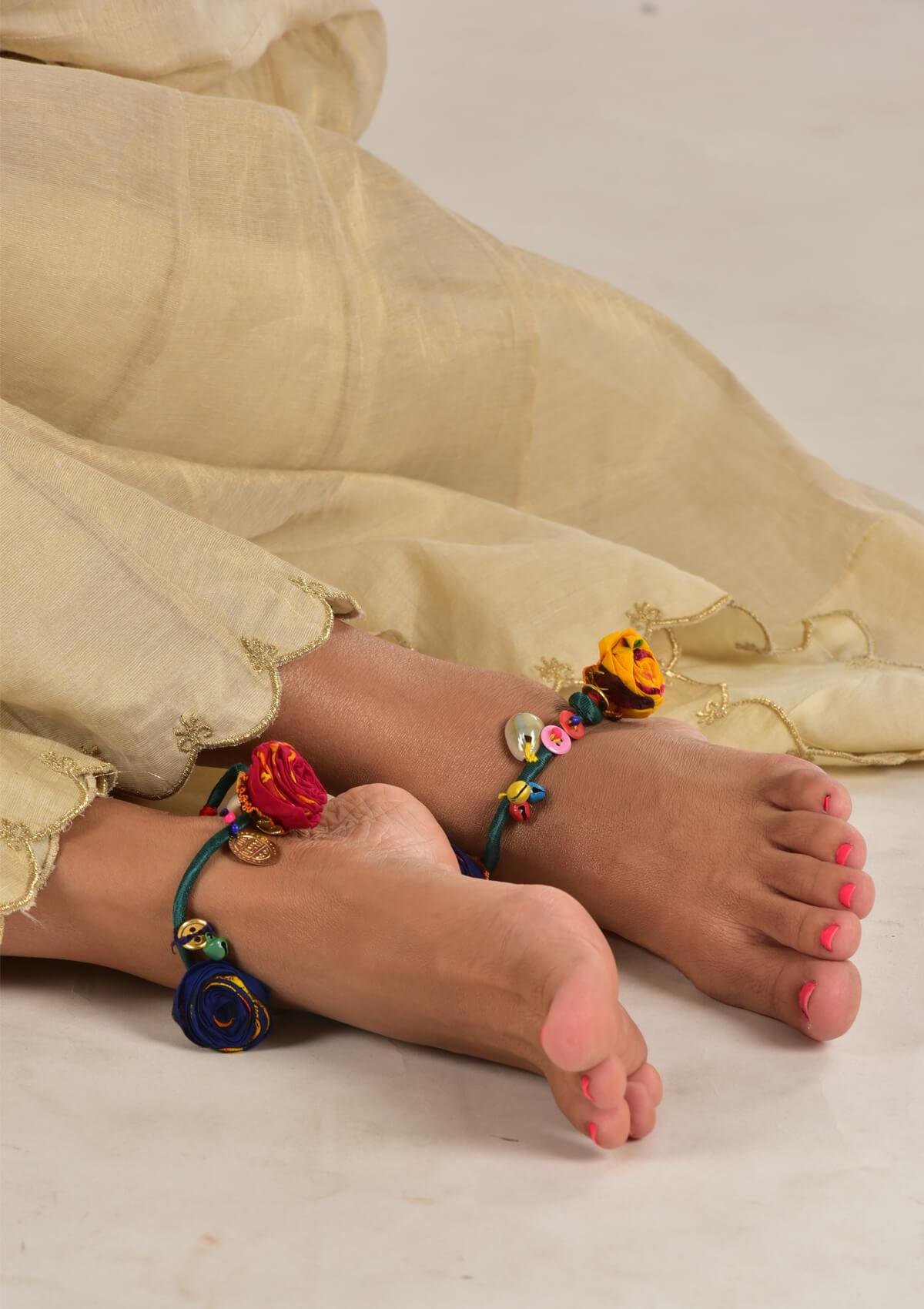 Paro Handmade Anklet