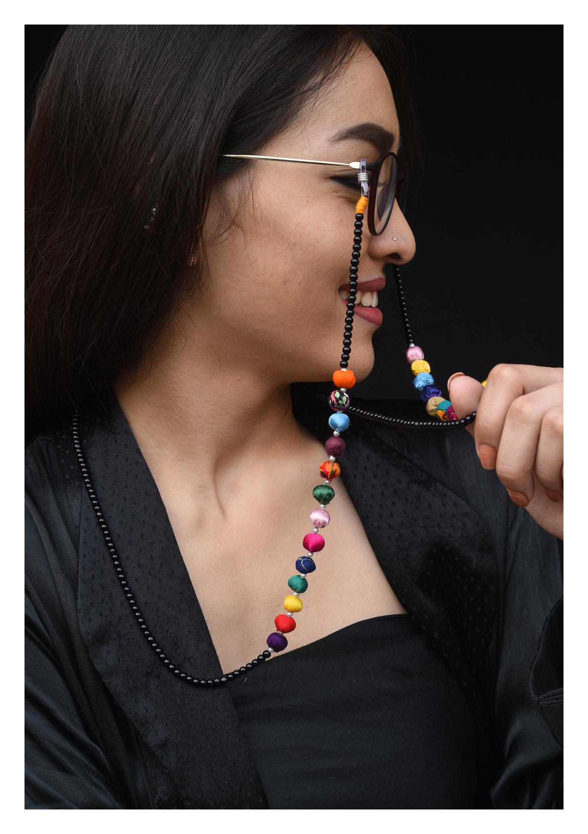 Sparkle Handmade Eyewear Chain