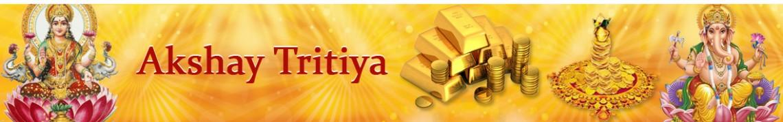 Akshay Tritiya - Prosperous Day of the Year