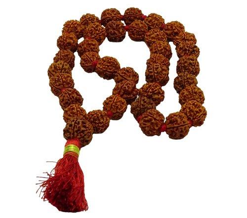 5 Mukhi Nepalese Rudraksha Mala