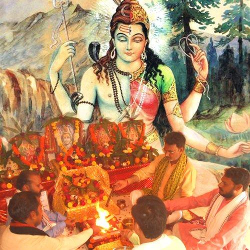Ardhnarishwar Puja & Yagna