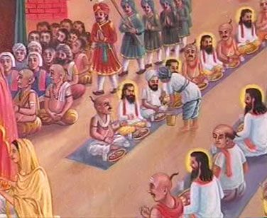 Brahmin Bhoj