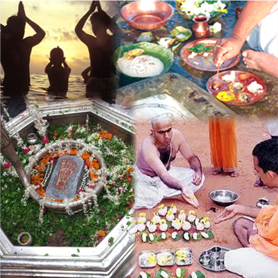 Puja for Peace of Departed Souls