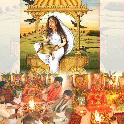 Goddess Dhoomavati Puja