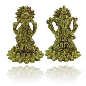 Lakshmi Ganesha Idol