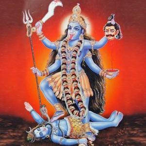 Mahakali Puja