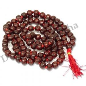 Red Sandalwood Mala