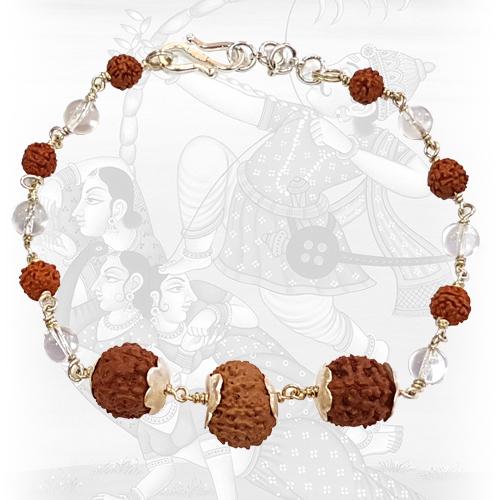 Mohini/Kaamdev Rudraksha Bracelet