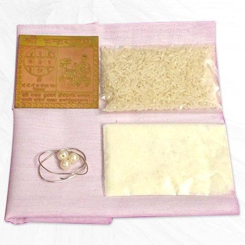 Chandra ( Moon ) Grah Shanti Pack
