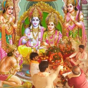 Ram Darbar Puja & Yagna