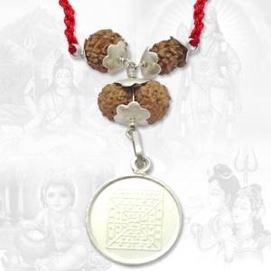 Santan Gopal Rudraksha Pendant Indonesian