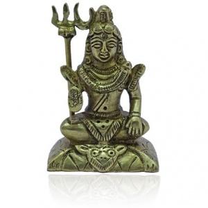 Meditating Shiva I