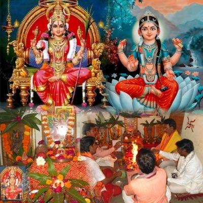 Maa Tripur Sundari Mantra Japa & Puja