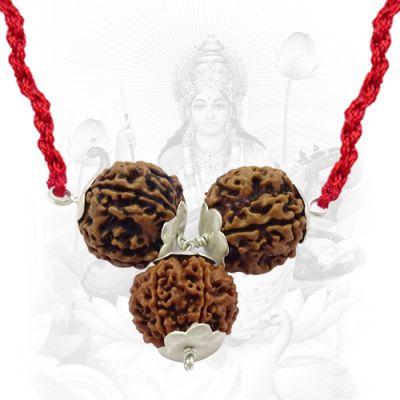 Vidhya Dayak Rudraksha Pendant Nepalese