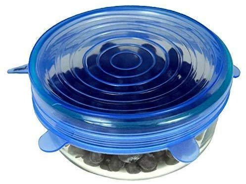 Borosilicate Glass Mixing Bowl with Lid - 2100ML
