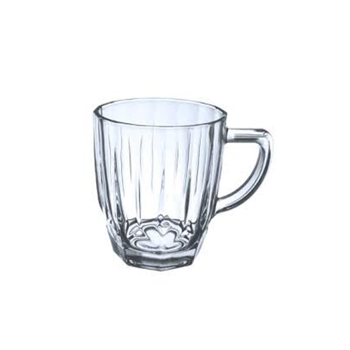 Indian Glass Vintage Tea Cup 190 ML