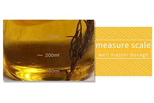 Borosilicate Oil Bottle - 1 L