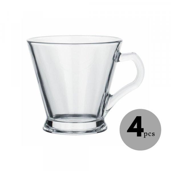 Indian   Glass Espresso Tea Cup 165 ML