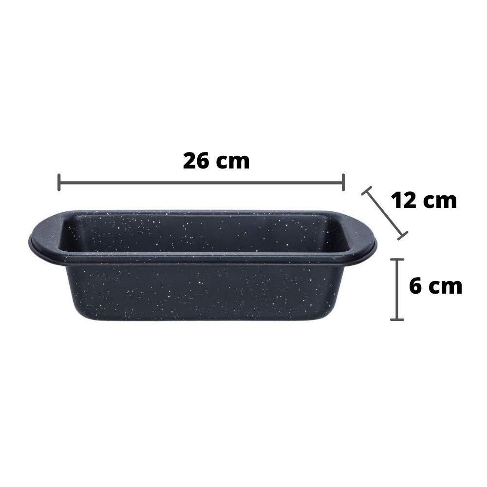 Carbon Steel ILAG Black Coating Big Loaf Pan - Set of 2