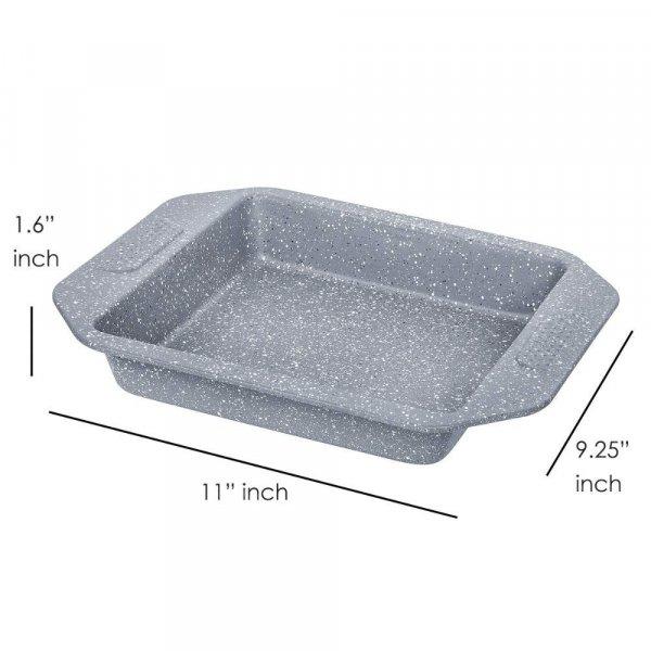 Carbon Steel ILAG Coating Baking Dish - 1.6 L - Set of 2