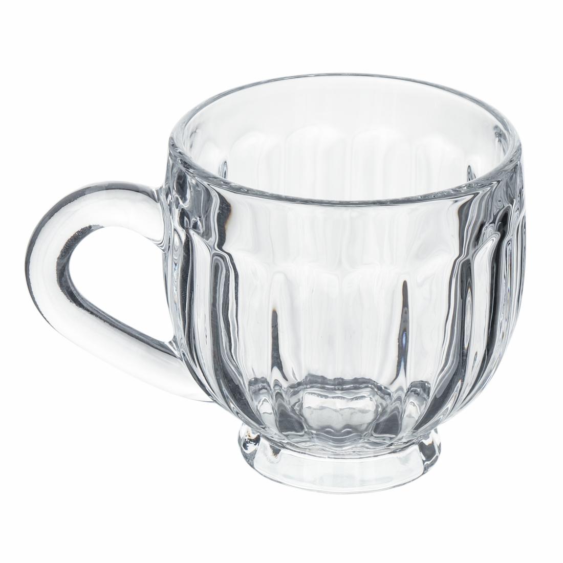 Indian  Glass Lotus Tea Cup  170 ML