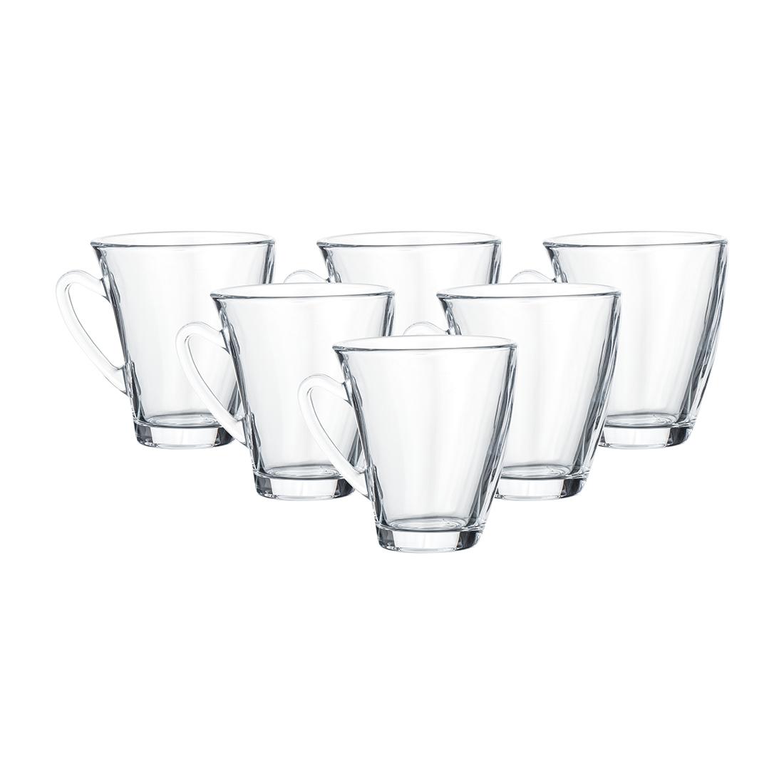 Indian Glass Clove Tea  Cup 210 ML