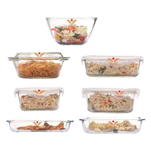 Kitchenware Set-Small,  Set of 7 ( Small)