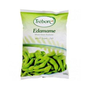 Trebon Whole Green Edamame 500g