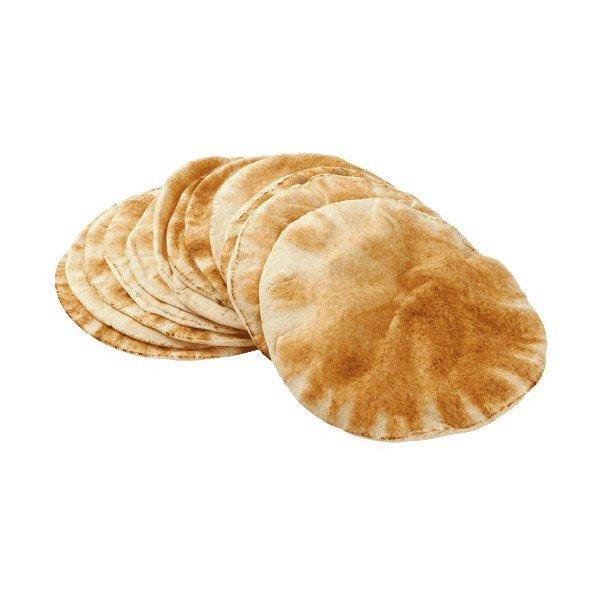 Golden Fork Bakery Small Plain Kuboos 5pcs 180g