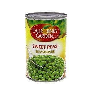 California Garden Sweet Peas 425g