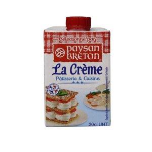 Paysan Breton Whipping Cream 200ml
