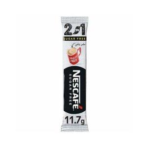 Nescafe 2 In 1 Sugar Free Instant Coffee Sachets 11.7g