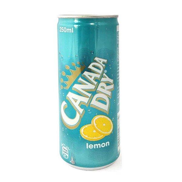 Canada Dry Lemon Flovaour 250ml