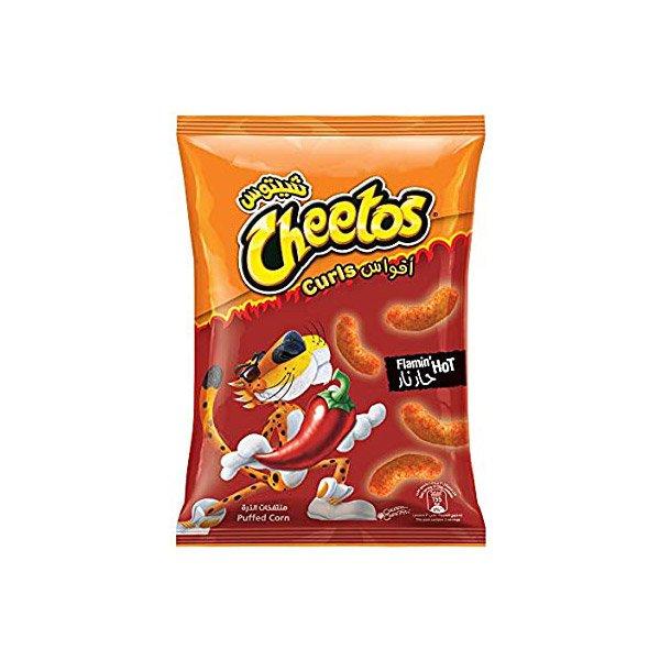 Cheetos Flaming Hot 90g