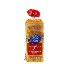 Lusine Sliced Bread White 600gm