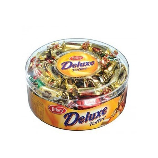 Deluxe Toffee Tub 400g